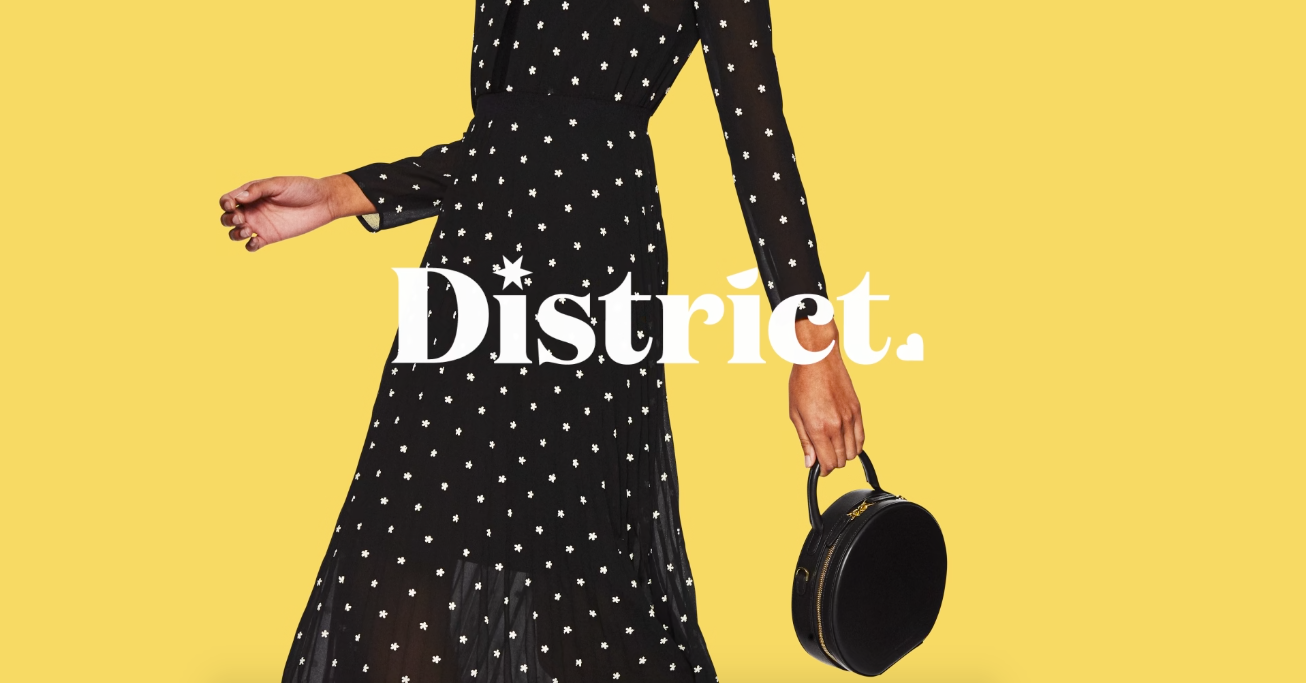 District – HALEY STARK